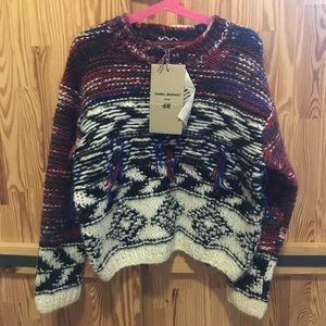 Isabel Marant x H&M Children's Wool Sweater NWT
